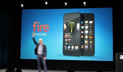 Fire Phone, le premier smartphone d'Amazon