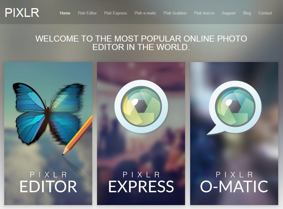 Pixlr New