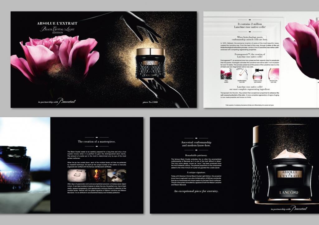Brochure Lancome