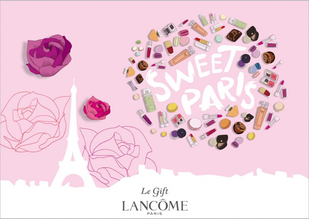 Gift Lancôme